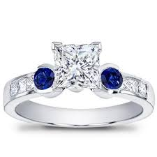 engagement rings with birthstones 34 best gemstone accented engagement rings images on