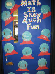 christmas decoration inside the classroom best ideas about