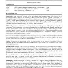 sle cv assistant professor resume nb sle cv assistant formats and