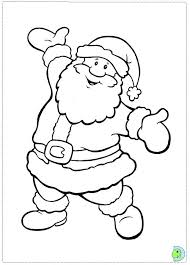 santa toddler christmas coloring pages 5510 toddler christmas