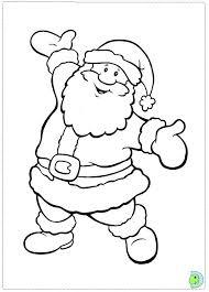 santa toddler christmas coloring pages 5510 toddler christmas