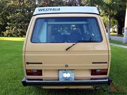 volkswagen eurovan camper interior volkswagen vanagon westfalia campmobile van camper 3 door 1 9l