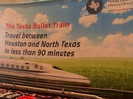 Texas how far does a bullet travel images Houston dallas bullet train one step closer to reality after mayor jpg