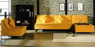 Yellow Sectional Sofa Yellow Leather Sectional Sofa Set Best Design 2018 2019