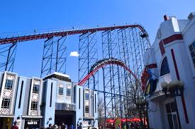 Six Flags Superman Ride Another Not California Report Six Flags New England California