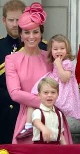 royal family looked fabulous today u0027s trooping colour