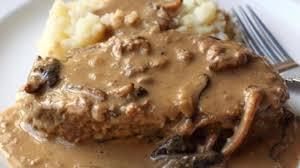 turkey mushroom gravy review by creamy mushroom meatloaf recipe allrecipes com