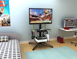 Video Game Desk by Atlantic 88307053 Spyder Tv Gaming Stand Walmart Com