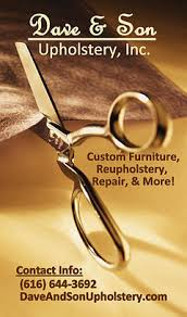 Furniture Upholstery Michigan Dave U0026 Son Upholstery Inc Custom Furniture Reupholstery U0026 Repair