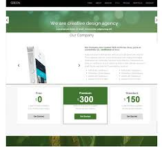 one page responsive free templates download