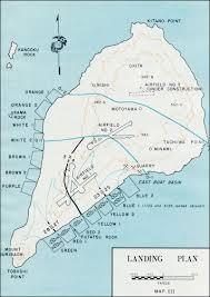 Guadalcanal Map John Basilone Death At Iwo Jima