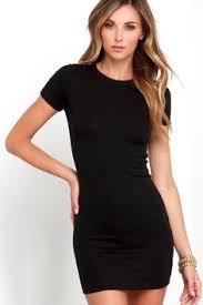 chic composure black backless dress backless dresses