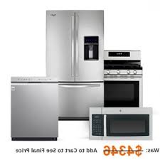 Samsung Kitchen Appliance Package by Kitchen Samsung Appliance Bundle For Packages The Home Depot