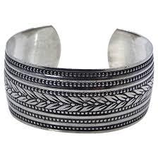 sterling silver cuff bangle bracelet images Sterling silver cuff bracelet jpg
