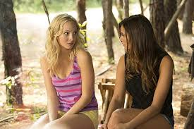 vire diaries hairstyles caroline vire diaries recap the worst party ever in welcome to paradise