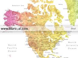 Baffin Bay On World Map by Personalized World Map Printable Art Rainbow World Map With