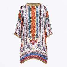by simonsen haunt print gold trim women s summer dresses by simonsen