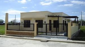 Bungalow Home Designs Modern Bungalow House Designs And Floor Plans Home Design