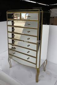 Mirrored Furniture Online Online Get Cheap Mirror Drawers Furniture Aliexpress Com