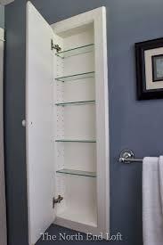 Behind Bathroom Door Storage Glamorous Back Of Linen Closet Door Storage Bathroom