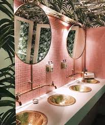 pink bathroom decorating ideas the 25 best pink bathrooms ideas on pink cabinets
