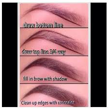 proper way to fill in eyebrows do you know how to properly arch your eyebrows eyebrows