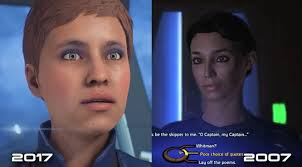 Mass Effect Meme - will the terrible animations in mass effect andromeda ruin the game