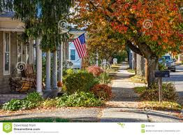 small town america editorial photography image 92351297