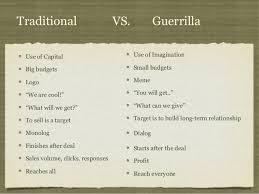 Gorilla Warfare Meme - guerrilla marketing presentation