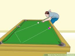 how to play pool like a mathematician with pictures wikihow