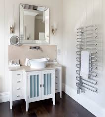 miami standing towel rack bathroom contemporary with high gloss