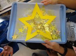 trinity preschool mount prospect star art for twinkle twinkle