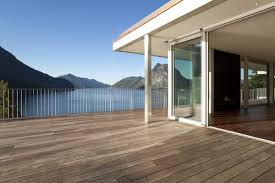 how to maintain outdoor wood flooring