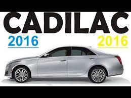 compare cadillac cts and xts 2016 cadilac ats and cts