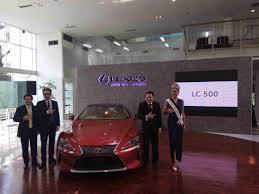 bengkel lexus di jakarta first impresion lexus lc 500 auto plus indonesia