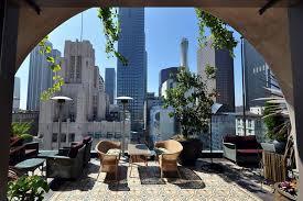 best rooftop bars and oceanside drinks in los angeles perch la