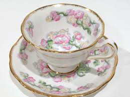 roses teacups royal albert tea cup and saucer may blossom pattern pink roses