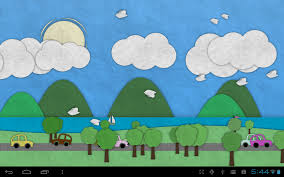 paperland live wallpaper android apps on google play