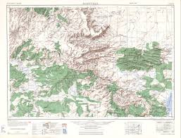 Map South Africa South Africa Ams Topographic Maps Perry Castañeda Map Collection