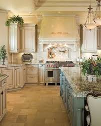 Ivory Colored Kitchen Cabinets Best 25 Blue Country Kitchen Ideas On Pinterest Spanish Kitchen
