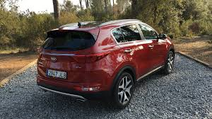kia sportage 2016 driving report gt line 2 0 crdi awd
