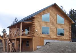 paramount log homes welcome