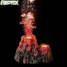 18 best volcano led fish tank images on
