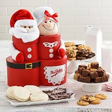 christmas cookie gift baskets u0026 cookie tins delivery mrs fields