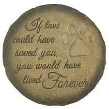 pet memorial garden stones best 25 pet memorial stones ideas on dog memorial