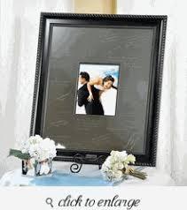 engravable wedding guest book 20 best wedding signature frame wedding guest book ideas images