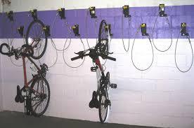 garage bicycle hooks stunning home design