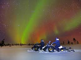 sleep under the northern lights photos of luxury vacations in arctic circle business insider