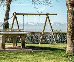 si e balancoire comment construire une balançoire pour ses enfants