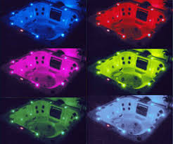 tub led lights portable spa lighting tubs gazebos factory direct prices